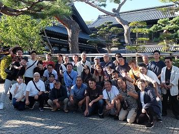 社員旅行(北海道)2班